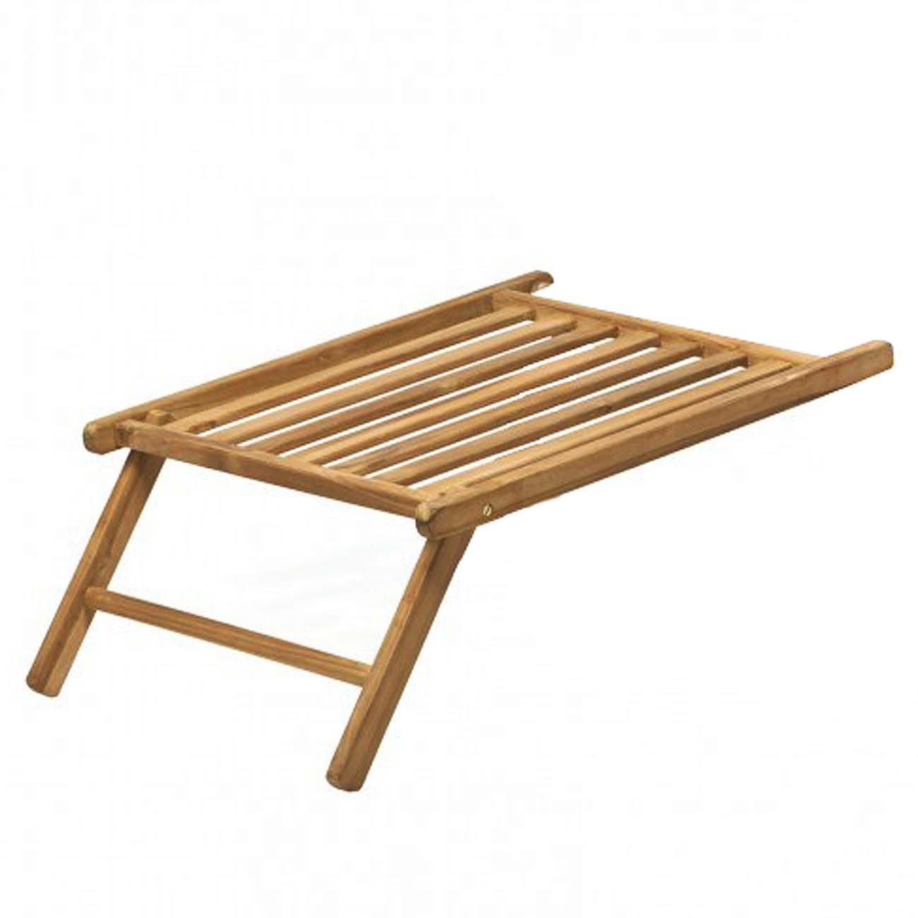 jan kurtz fu teil holz f r deckchair bzw strandstuhl ohne stuhl ebay. Black Bedroom Furniture Sets. Home Design Ideas