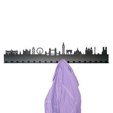 Radius Städte Garderobe London schwarz - 709 I