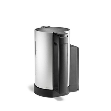 jacob jensen one slot toaster ii aus aluminium silber. Black Bedroom Furniture Sets. Home Design Ideas