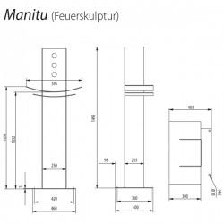 Wodtke Feuerstelle MANITU – Bild 2