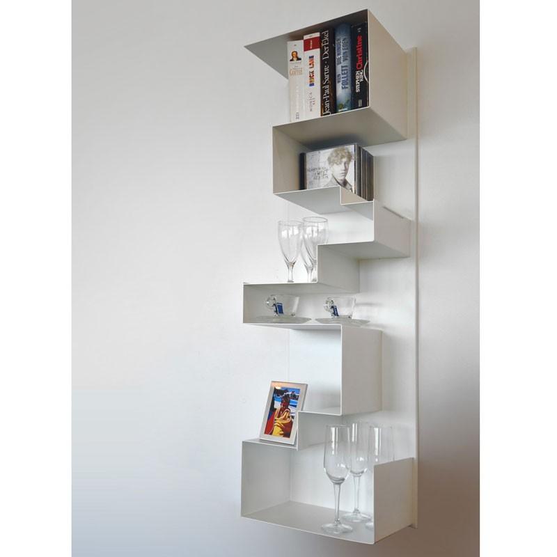radius regal one stahl silber wandregal 743 a m bel. Black Bedroom Furniture Sets. Home Design Ideas