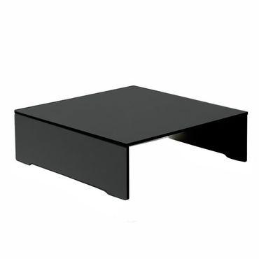 Conmoto Riva Lounge - Couchtisch - Beistelltisch - anthrazit - 80 x 80 cm – Bild 1