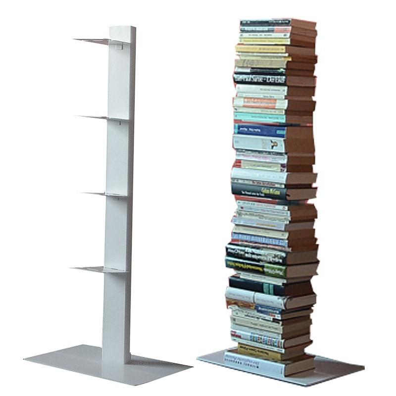 radius b cherregal booksbaum 2 weiss einreihig stehend klein 734 b m bel regale standregale. Black Bedroom Furniture Sets. Home Design Ideas