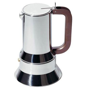 Alessi Espressomaschine 9090/3 - der Klassiker für 3 Tassen