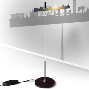 Absolut Stehleuchte Shining Image London 75 cm Lampe – Bild 1