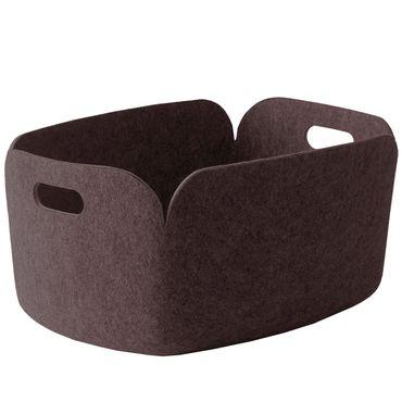 Muuto Restore Brown Grey Korb grau braun 07011