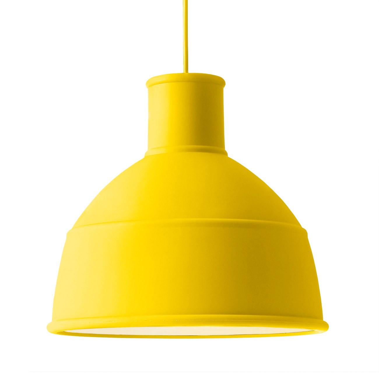 Muuto Leuchte muuto unfold hängeleuchte gelb 32 5 cm 09005 möbel len leuchten