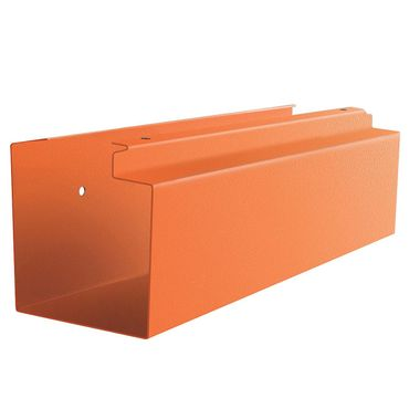 Radius Zeitungsrolle orange eckig Letterman - 505 L orange