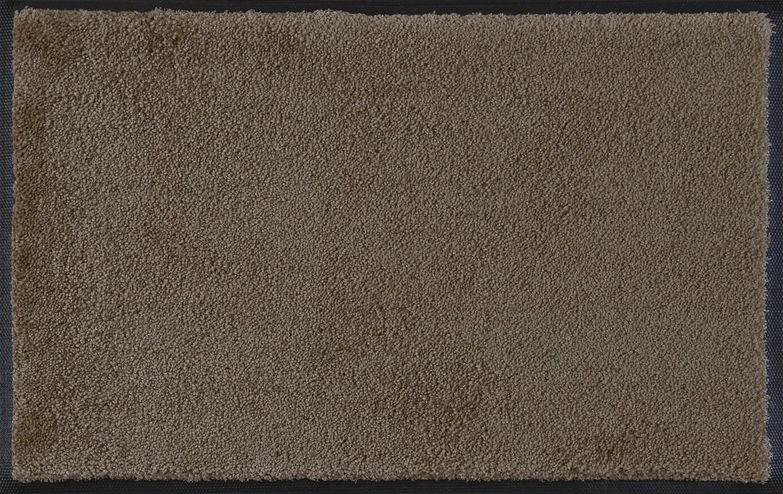 wash dry fu matte waschbar taupe 60x90 cm 005117 eingang. Black Bedroom Furniture Sets. Home Design Ideas