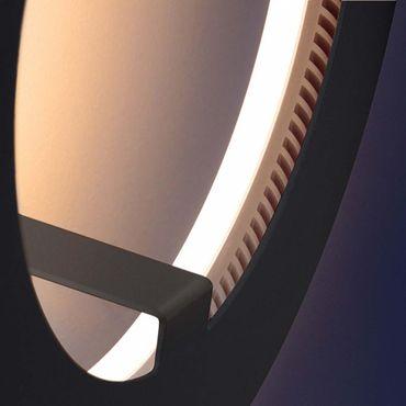 Absolut Wandleuchte Circle schwarz 751 F Lampe – Bild 3