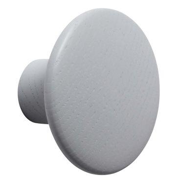 Muuto The Dots large Kleiderhaken groß grau 03141 – Bild 1