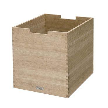Skagerak Cutter Box groß mit Rollen Eiche S1920425