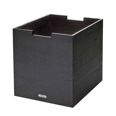 Skagerak Cutter Box groß mit Rollen Eiche schwarz S1920423