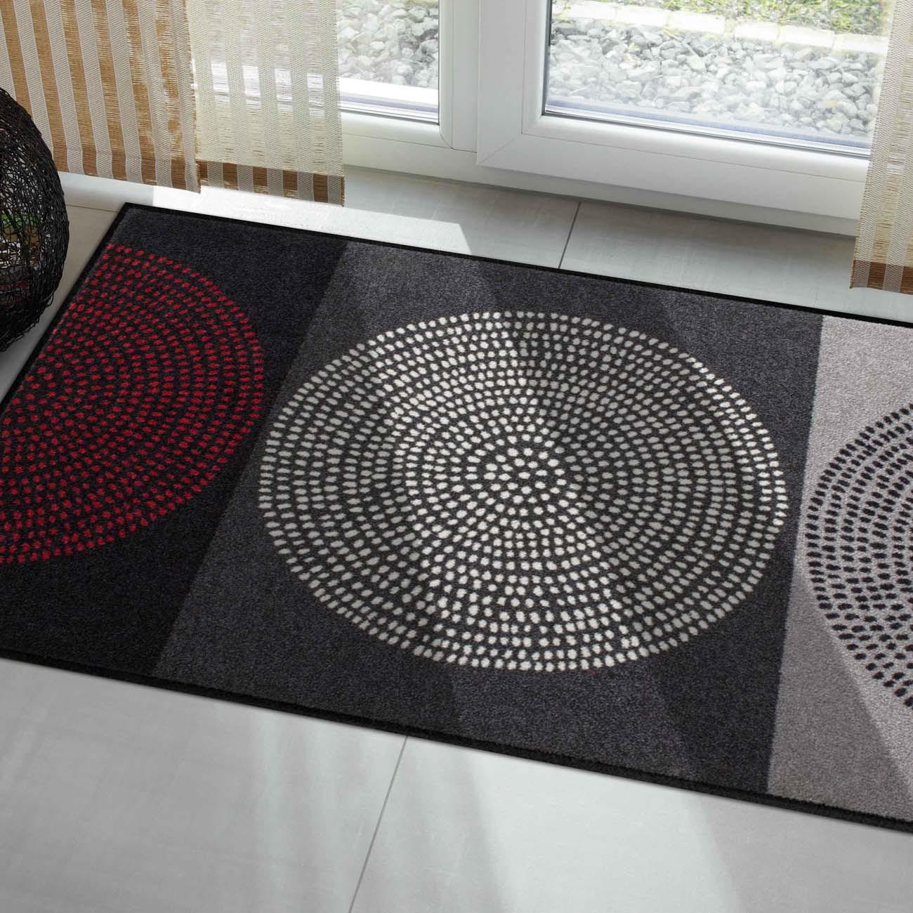 Fußmatten Für Draußen salonloewe fußmatte waschbar nestor 50x75 cm sld0847 050x075 eingang