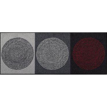 Salonloewe Fußmatte waschbar Nestor 75x190 cm SLD0847-075x190
