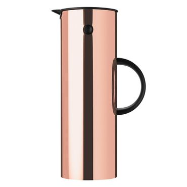 Stelton Isolierkanne 1 L Copper 900-2 Kupfer Thermoskanne