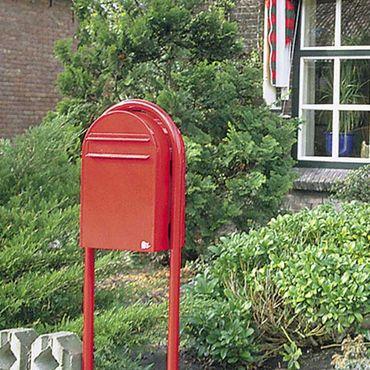 Bobi Classic B Briefkasten COL 6064 schwarzgrün Zaunbriefkasten – Bild 3