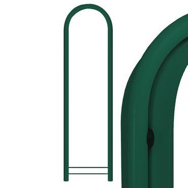 Bobi Round RAL 6005 grün Briefkastenständer – Bild 2