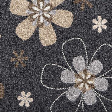 Salonloewe Fußmatte waschbar Florentina 50x75 cm SLD0828-050x075  – Bild 2