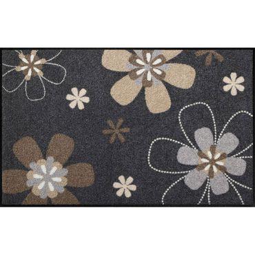 Salonloewe Fußmatte waschbar Florentina 75x120 cm SLD0828-075x120 – Bild 1