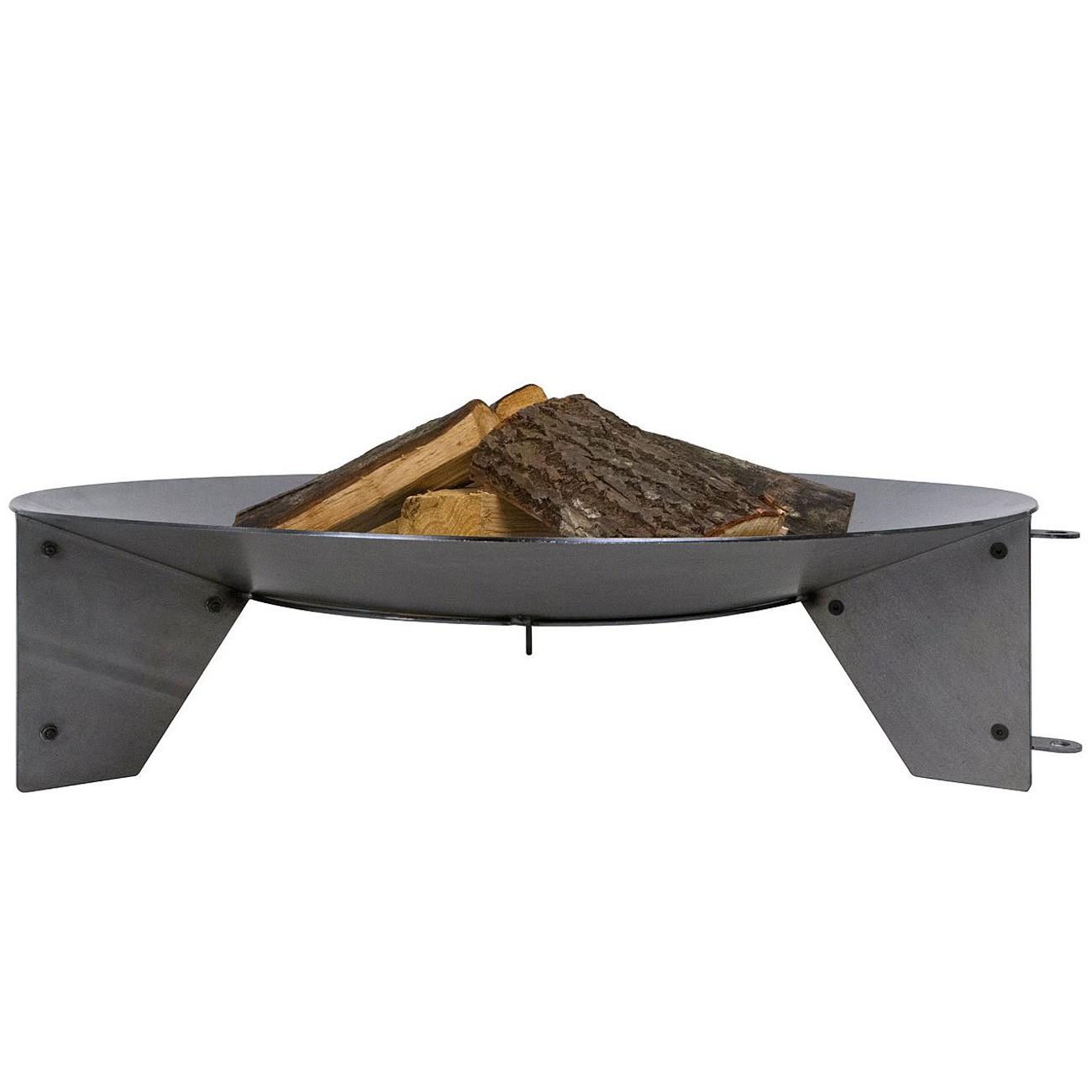 keilbach feuerstelle grill aura stahl rostend mit grillrost feuer grill feuerstellen. Black Bedroom Furniture Sets. Home Design Ideas