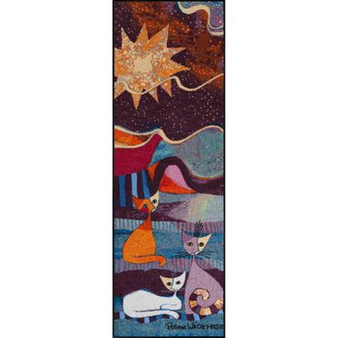 Rosina Wachtmeister Fußmatte Lifestyle Le Onde 60x180 cm SLD0898-060x180