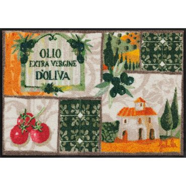 Rosina Wachtmeister Fußmatte Lifestyle Toscana Patchwork 50x75 cm SLD1109-050x075