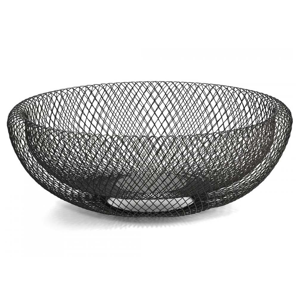 12,5 cm Durchmesser 110004PI Philippi Naschschale BO aus glänzendem Edelstahl