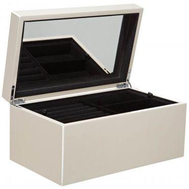 Giftcompany Tang Schmuckbox M sandstone / beige 28x13x17 cm
