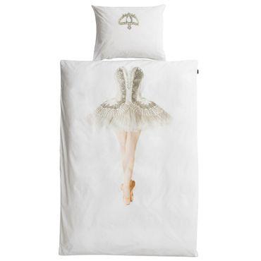 Snurk Bettwäsche Ballerina 135 x 200 cm 100% Baumwolle