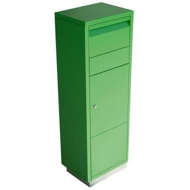 Radius Paketbriefkasten - Letterman Standing Ovation 2 - grün - 601 B