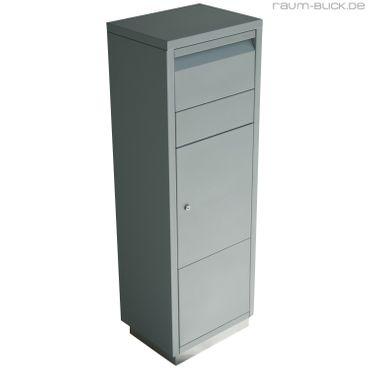 Radius Paketbriefkasten - Letterman Standing Ovation 2 - silber - 601 C