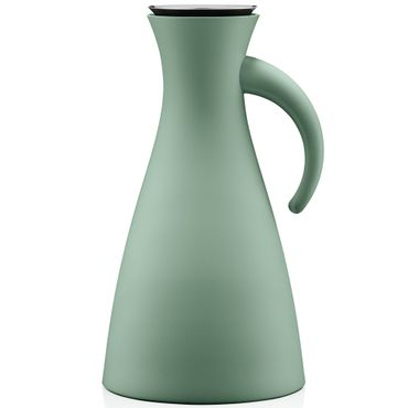 Eva Solo Isolierkanne Granite green / grün 1,0 Liter Thermoskanne