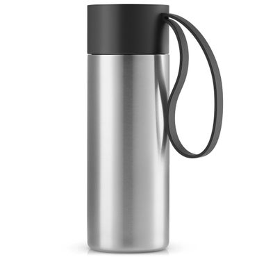 Eva Solo To Go Cup Thermosbecher black / schwarz 0,35 Liter