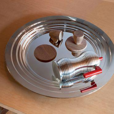 alessi pulcina espressokocher rot 150 ml mdl02 3 r k che. Black Bedroom Furniture Sets. Home Design Ideas