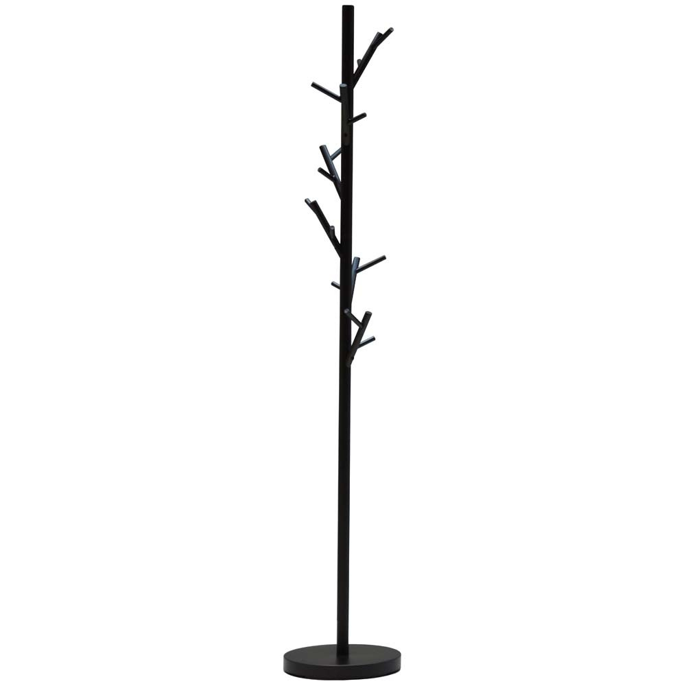 jan kurtz kleiderst nder tree schwarz h he 170 cm. Black Bedroom Furniture Sets. Home Design Ideas