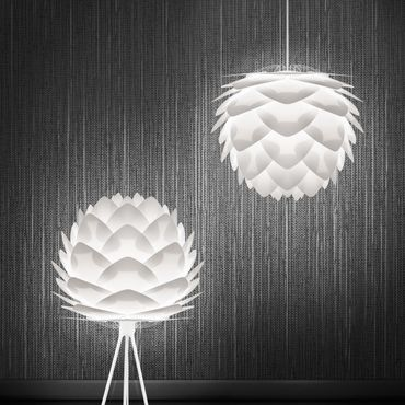 Umage / VITA Silvia Lampenschirm weiss D 45 cm Lampe – Bild 5