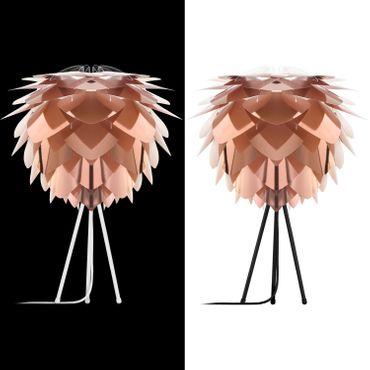 Umage / VITA Silvia Lampenschirm weiss-kupfer D 45 cm Lampe – Bild 4