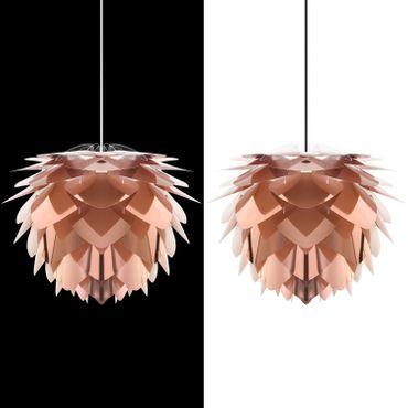 Umage / VITA Silvia Lampenschirm weiss-kupfer D 45 cm Lampe – Bild 2