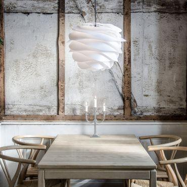Umage / VITA Carmina Lampenschirm weiss 48 x 48 x 36 cm Lampe – Bild 5