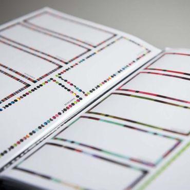 Remember TasteBook Random 22,5 x 17,5 x 2,5 cm Rezept - Sammelbuch – Bild 7