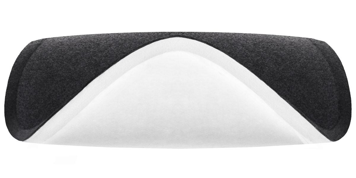 VITA Sine Lampenschirm aus Filz grau/weiß D 57 cm Lampe   eBay