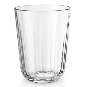 Eva Solo 4 Stück Gläser 34 cl Wassergläser für Heiß- und Kaltgetränke