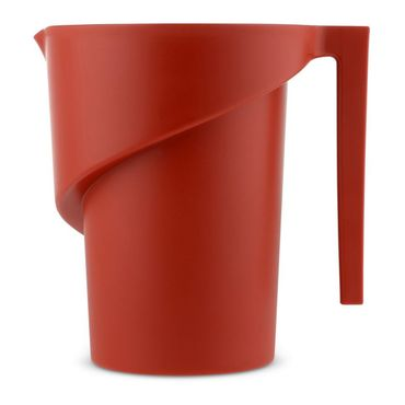 Alessi Twisted Messbecher rot AGR01-R