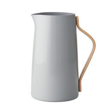 Stelton Emma Kanne grau 2 Liter