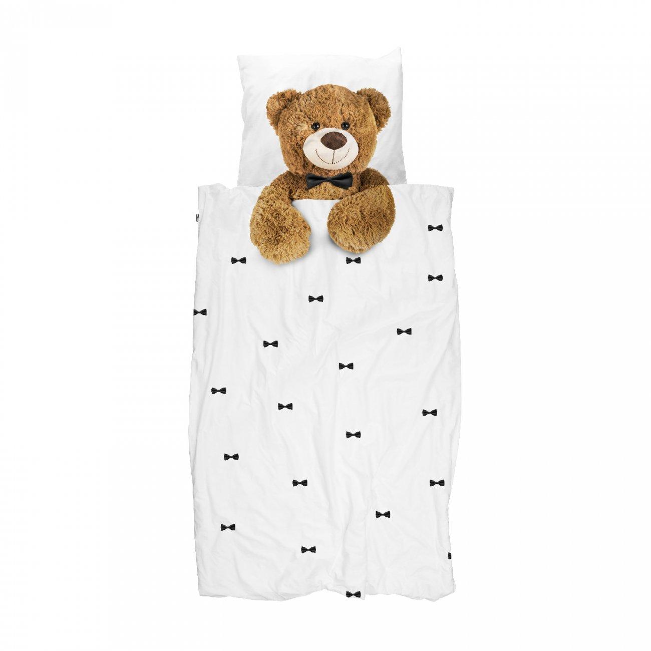 Snurk Bettwäsche Teddy 155 X 220 Cm 100 Baumwolle Deko Ambiente