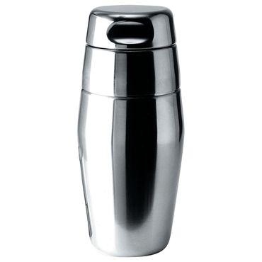 Alessi Shaker 0,5 L Edelstahl gebürstet Carlo Mazzeri - 870/50 – Bild 1