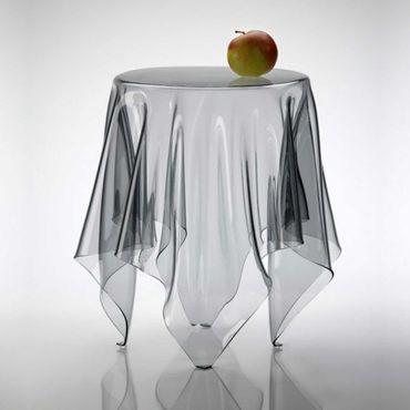 Essey Grand Illusion Couchtisch transparent