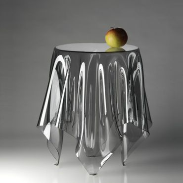 Essey Illusion Beistelltisch transparent  Essey Illusion Beistelltisch transparent Beistelltisch Illusion transparent
