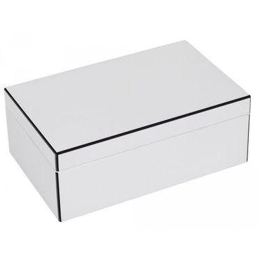 Giftcompany Tang Schmuckbox S weiß 22x14x8,3 cm